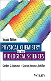 Physical Chemistry for the Biological Sciences  2nd Edition by Gordon G. Hammes PDF