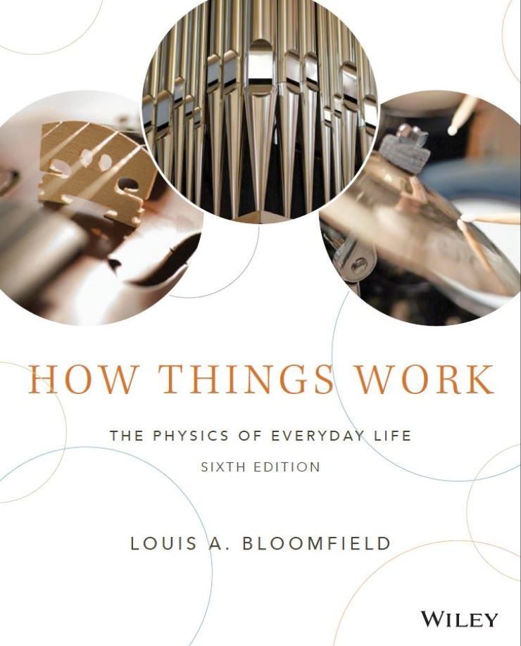How Things Work The Physics of Everyday Life 6th Edition by Louis A. Bloomfield PDF