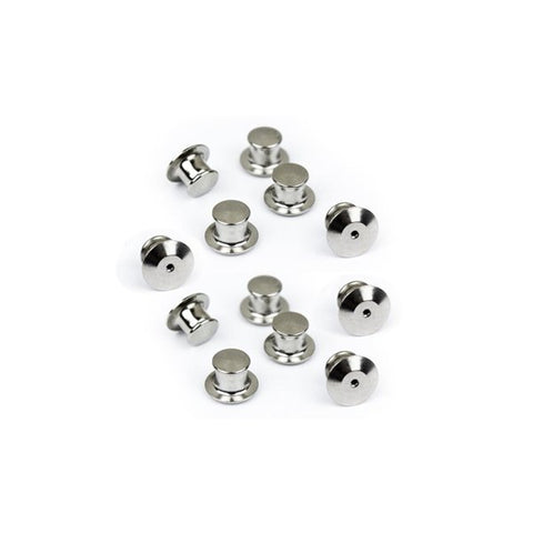 Locking Pin Backs (12 pack)
