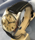 Vintage 1940's Rolex 2940 Oyster Perpetual Bubble Back 31mm Chronometer Wristwatch