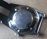 1970's Tradition 17 Jewels Dive Wristwatch Sears & Roebuck vintage wristwatch - HallandLaddco.com