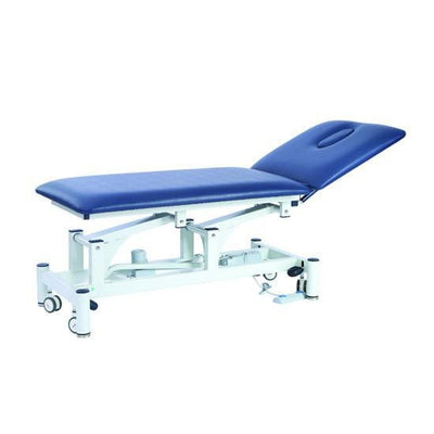 Two Section Electrically Operated examination bed