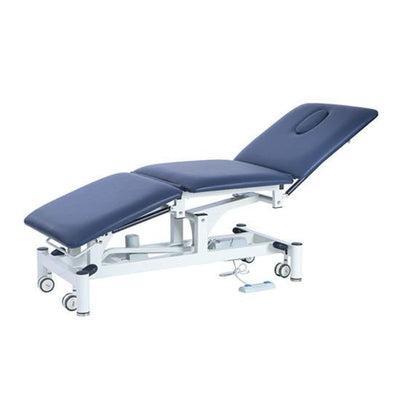 Three Section Electrically Operated Bariatric Therapy Table