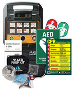 Mediana A10 defibrillator Kit with cabinet at Interaktiv health