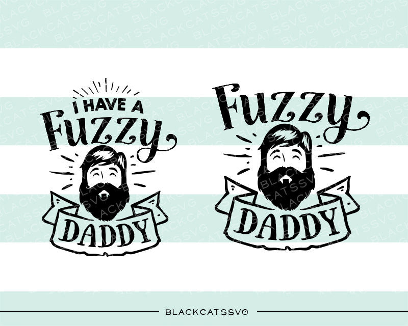 Daddy and me svg  bearded daddy  SVG file Cutting File Clipart in Svg, Eps, Dxf, Png for Cricut & Silhouette  svg - BlackCatsSVG