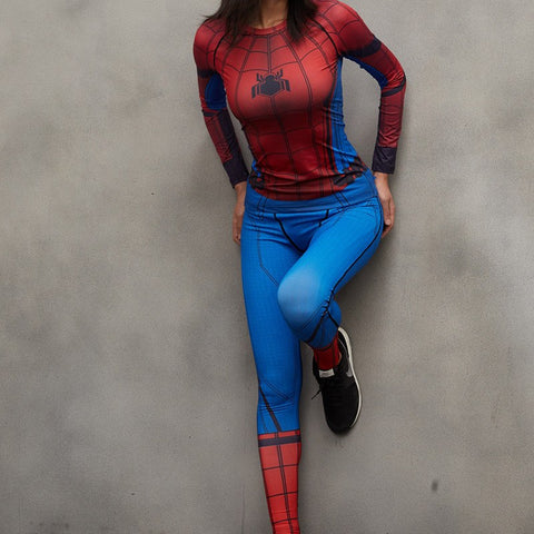 Women's Leggings - Spider-Man Women's Leggings