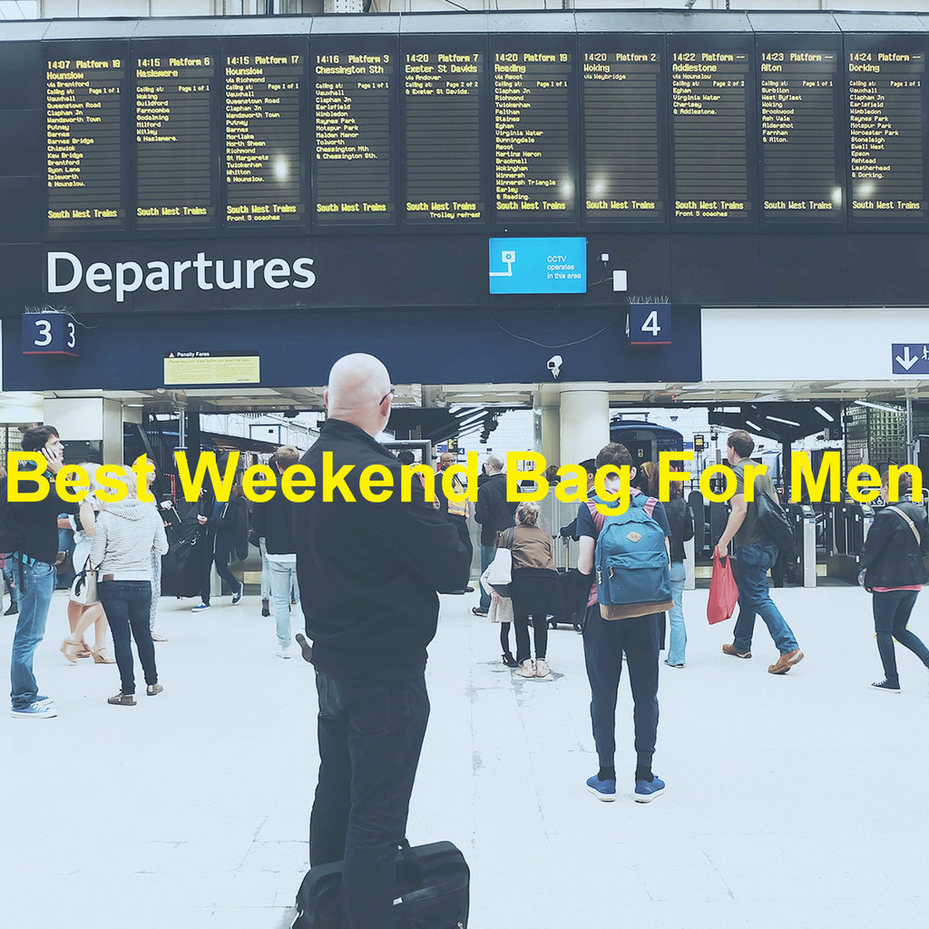 Best Weekend Bag For Men