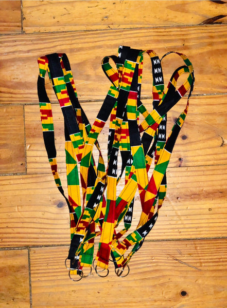 Africa On My Back Lanyards - Africa On My Back Backpack