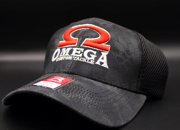 Omega Custom Tackle Fitted Hat