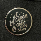 Pin - Michigan Vintage Font