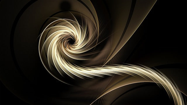 fractal hypnotic art example
