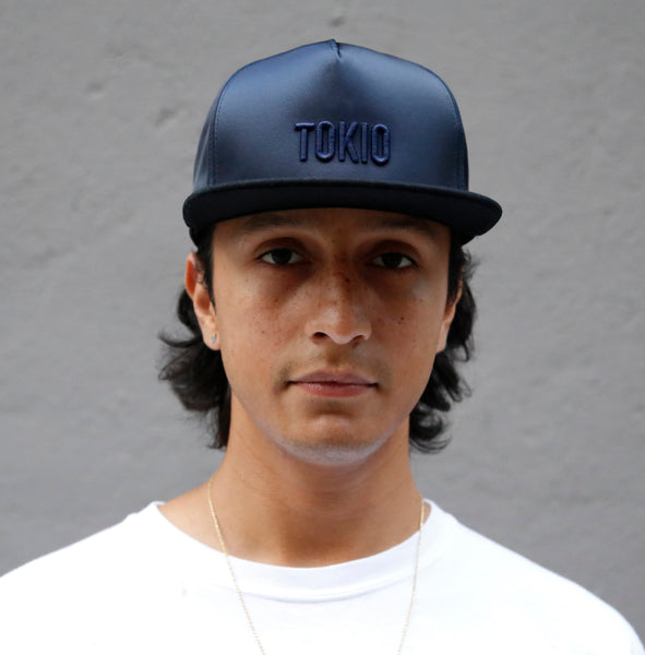 papa originals premium nylon baseball blue cap hat luxury tokio  gorra casquette hat