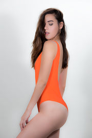 Alya low back - neon orange