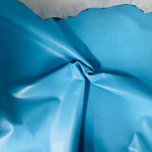 - wholesale-leather   OSM Leather USA - osm-leather-usa Roza Economic Lambskin Napa Leather for Lining, Garments (SKY BLUE) - genuine-leather
