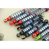 Dual Spring Shock Absorber 72mm for 1/10 RC Crawler D90