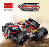 Decool 3422 The Thunder Hwack - Your World of Building Blocks