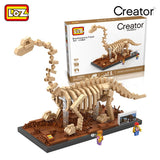 LOZ 9028 Brachiosaurus Fossil - Your World of Building Blocks