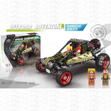 XINGBAO XB-03033 The Off-road Car