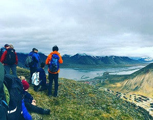 To be a community in the Arctic - Longyearbyen