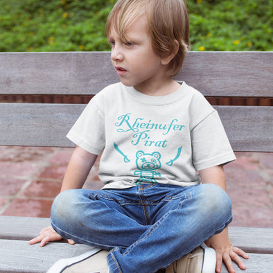 Rheinufer Pirat T-Shirt Kinder
