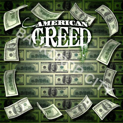 American Greed 1 - Digital Image File - Backdrop City