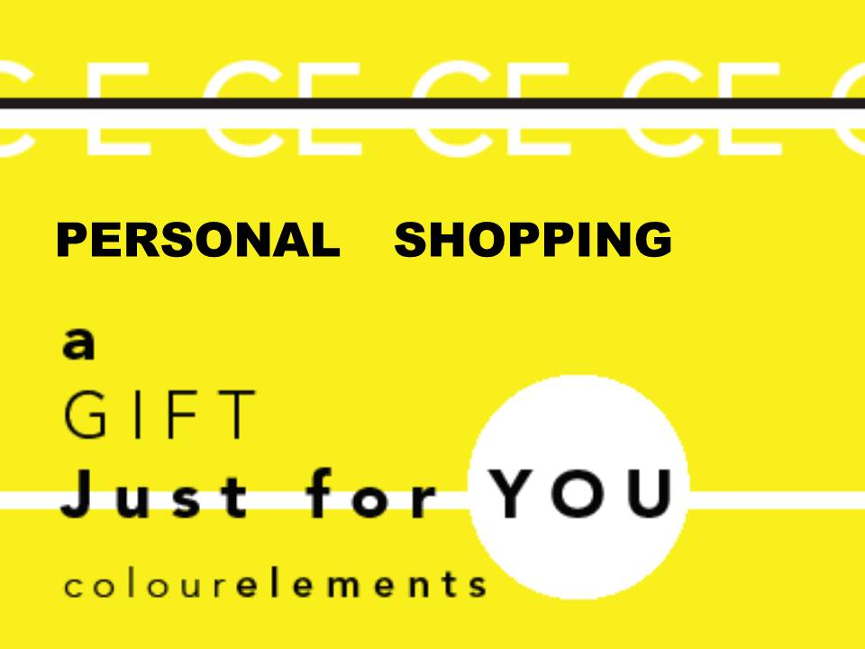 PERSONAL SHOPPING GIFT VOUCHER