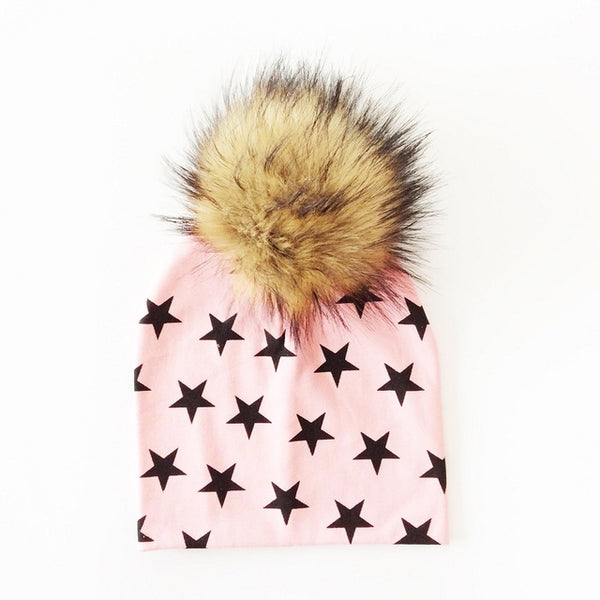 NEW! Fur Pom Pom Cuties in 24 Colours!