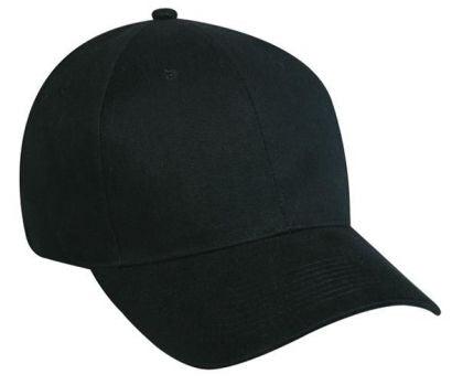 Brushed Cotton Twill Ball Cap - Baseball Hats -Sport-Smart.com