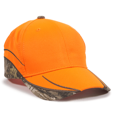 Blaze Cap Camo Inserts Visor and Crown - Hunting Camo Caps -Sport-Smart.com