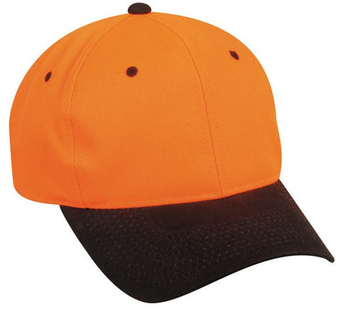Blaze Cap With Waxed Visor - Hunting Camo Caps -Sport-Smart.com