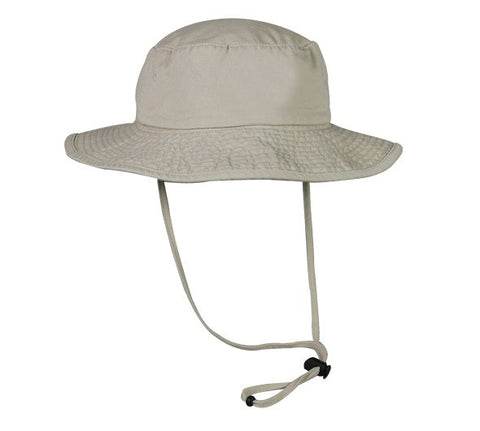 Cotton Twill Boonie Hat - Sun Protection Hats -Sport-Smart.com