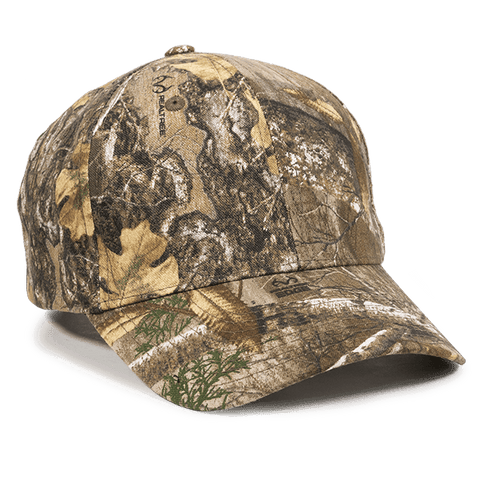 XXL Camo Cap for the Larger Head - Hunting Camo Caps -Sport-Smart.com