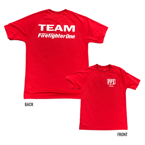 Team FF1 Athletic T-Shirt