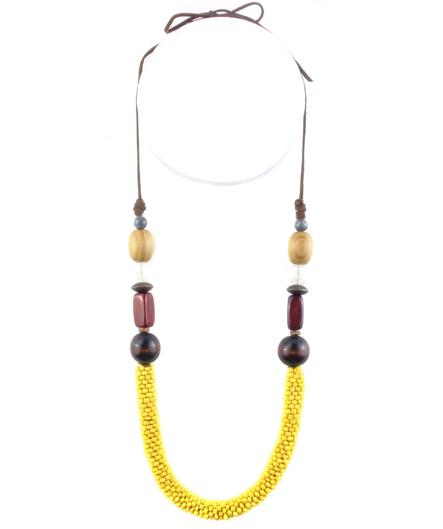 Oksana Tribal Necklace - MELLOW