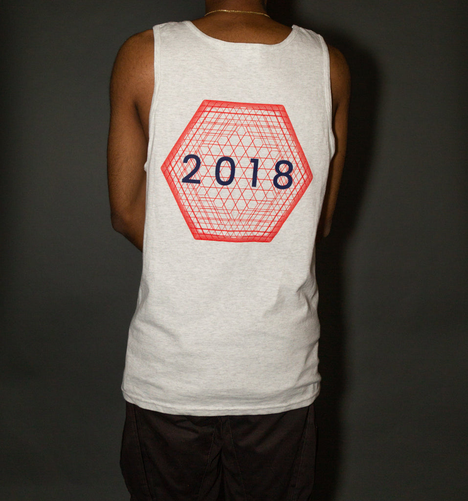 Future Chill Hulaween 2018 Tank