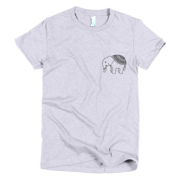 Women's Little Elephant Top