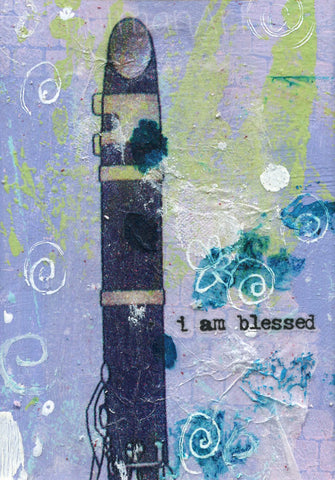 "#09 Clarinet ""I am Blessed"" 