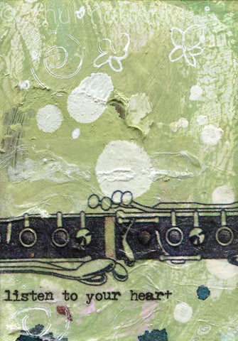 "#11 Clarinet ""Listen to your Heart"" 