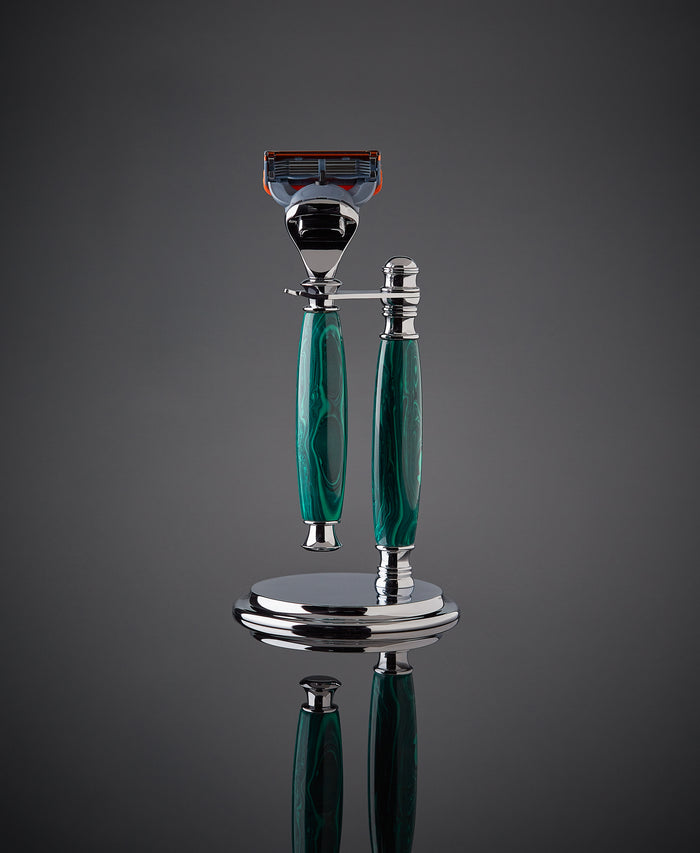 The Serpentine Shave Set