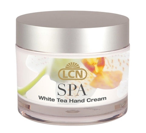 Creme Anti Age LCN - White Tea Hand Cream 50ml