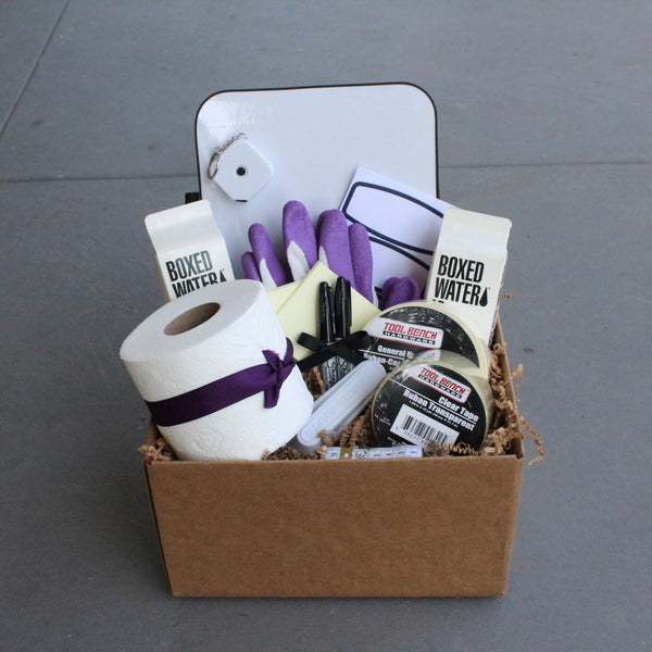 Nifty Package Co. Gourmet Gifts: Moving Day Gift Set, Housewarming