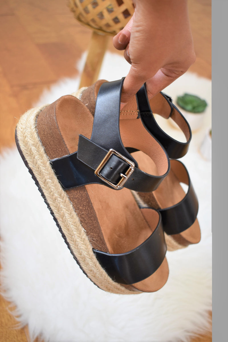 Summer Days Espadrille Sandal