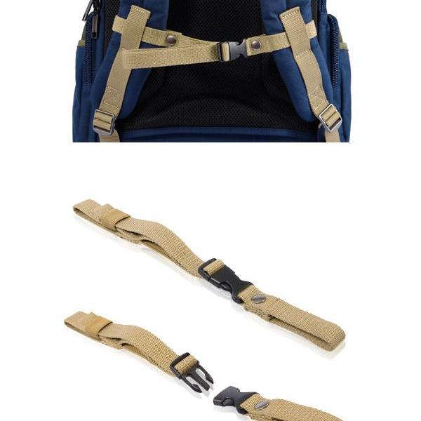 MONYKER Removable Sternum Strap