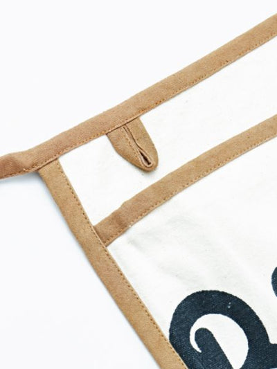 Unisex Canvas Short Apron