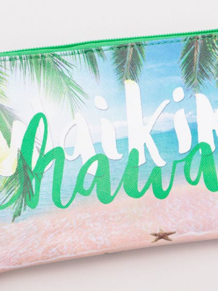 Hawaiian Photo Pouch M