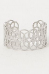 Metal Lace Ring