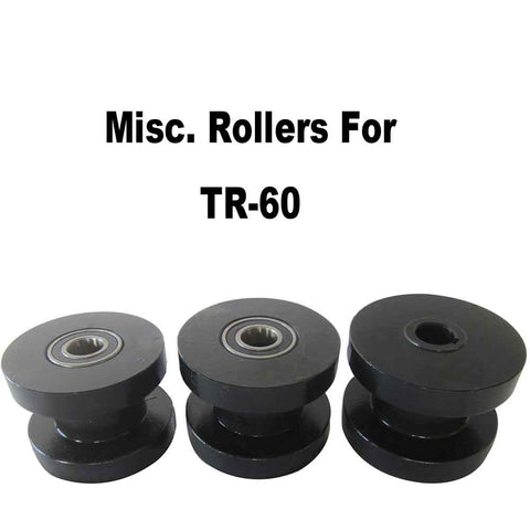 Misc. Rollers Sizes For TR60