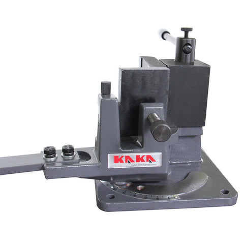 Kaka Ub70 Universal Bender, 2-3/4-In Cast-Iron Hot & Cold  Metal Bar Bender