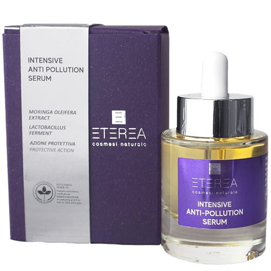 Intensive antipollution serum Eterea