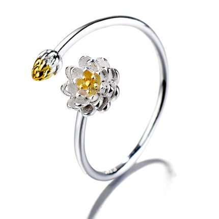 Yellow Grain Ring
